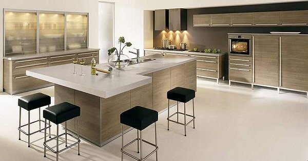 The Kuhlmeyer Company In H Llhorst Germany Booth Constructions Kitchen And Furniture Fittings